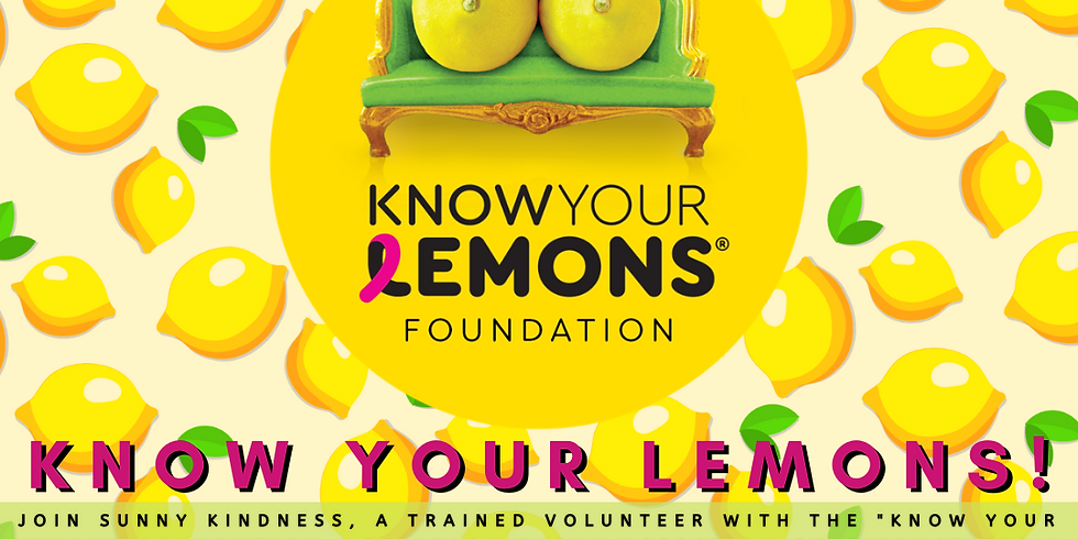 """Camp Yampire: """"Know Your Lemons,"""" Hosted by Sunny Kindness!"""