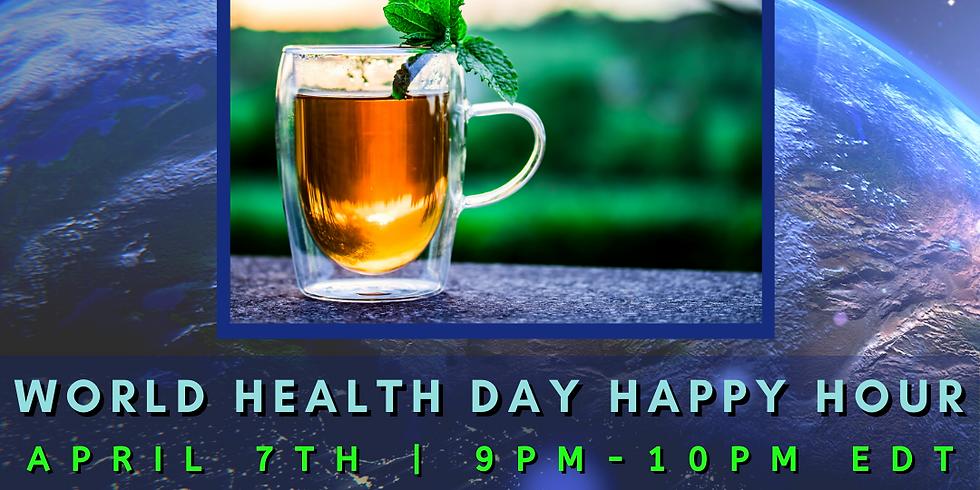 Camp Yampire: World Health Day Happy Hour