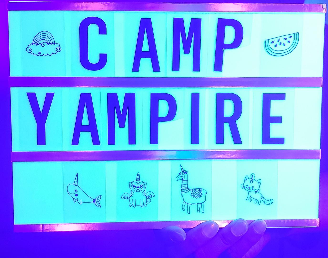 Camp Yampire 2