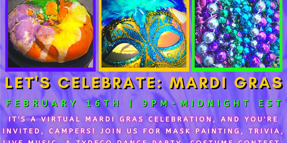 Camp Yampire: Let's Celebrate Mardi Gras!