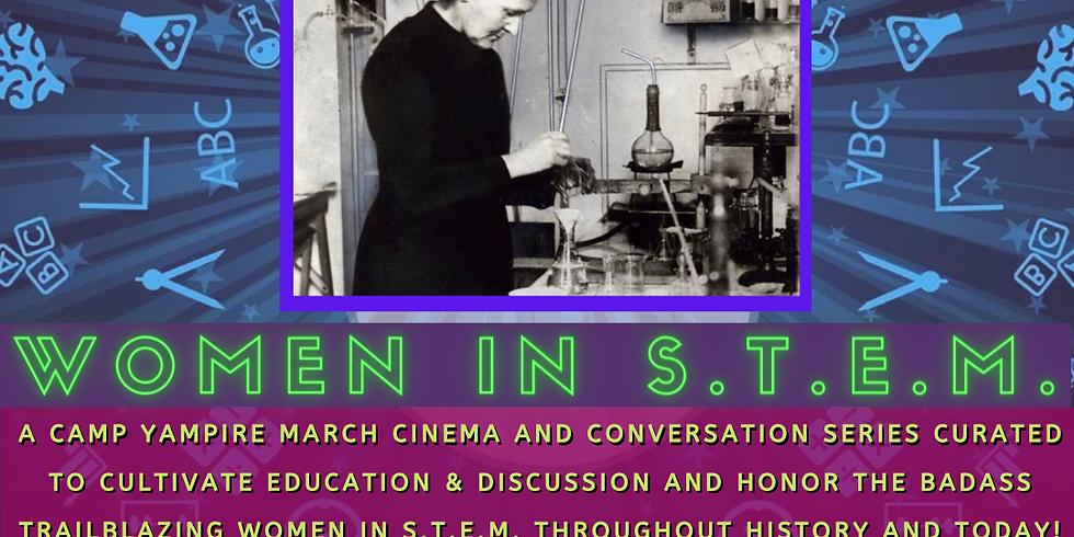 Women in S.T.E.M. Movie Night: Radioactive