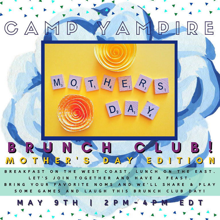 Brunch Club: Mother's Day Edition