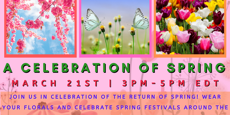 Camp Yampire: A Celebration of Spring!