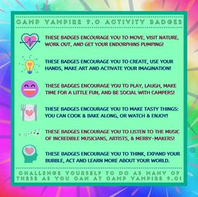 Camp Yampire: Virtual State Fair!
