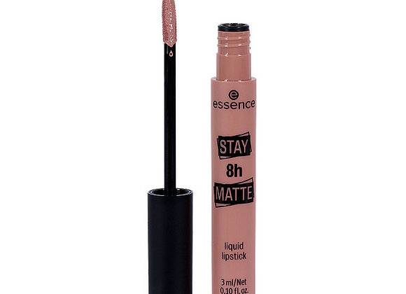 Essence Stay 8h Matte Liquid Lipstick Փայլատ հեղուկ շրթներկ 8 ժամ
