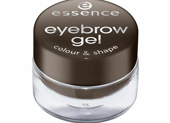 essence Eyebrow Gel colour and shape Հոնքերի գել 3 գրամ