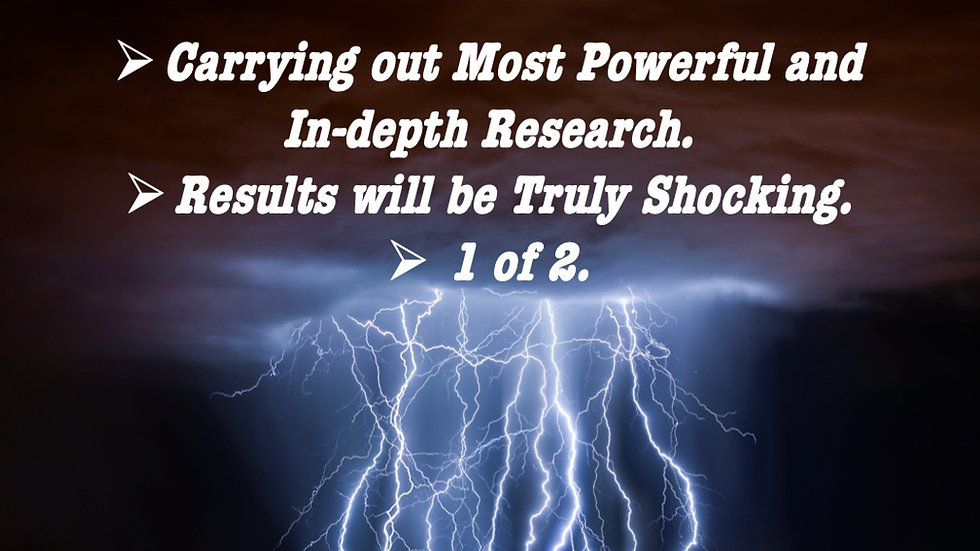 """["""" How to Carry Out Most Powerful and In-depth Research. """"]"""