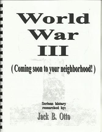 World War III (Coming soon to your neigh