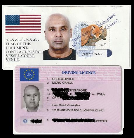 Driving License & Badge Joinder - Mark.p