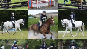 Naphill come out on top at the Area 6 Horse Trials