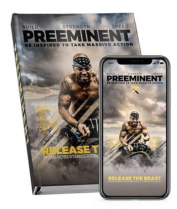 Preeminent - Release The Beast