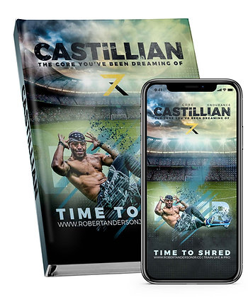 Castillian – It's Time To Shred