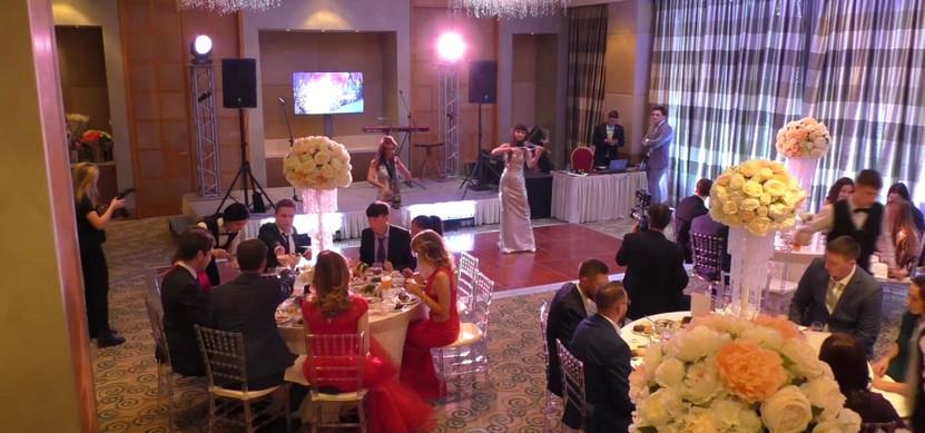 Свадьба в Swiss Hotel