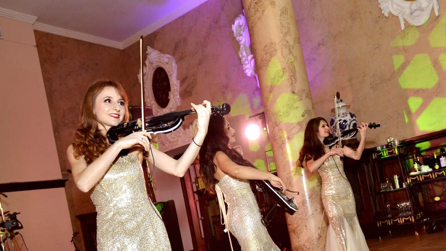 Струнное трио - Golden party