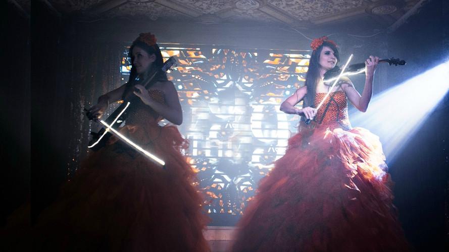 Электро дуэт Violin Group DOLLS