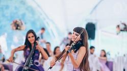 Электро-дуэт Violin Group DOLLS