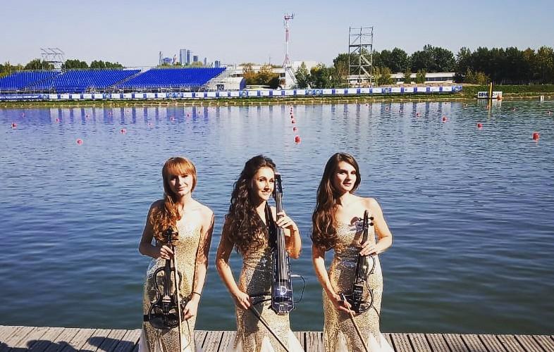 Струнное электро шоу Violin Group DOLLS
