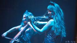 Электроскрипка и электровиолончель Violin Group DOLLS