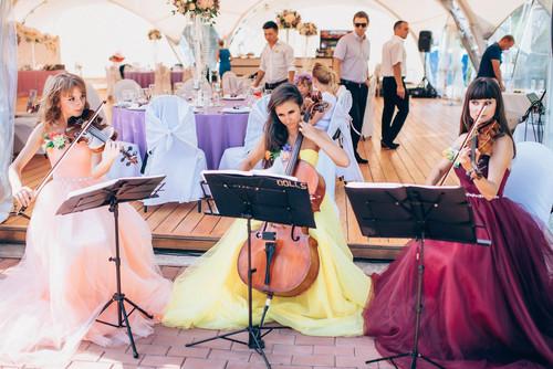 Музыка для тематических свадеб