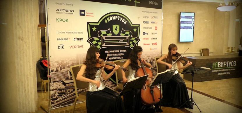 Violin Gorum 2016 в отеле Radisson