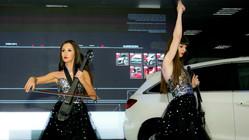 Электро шоу Violin Group DOLLS