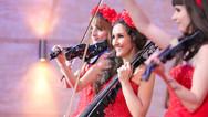 Скрипичное шоу Violin Group DOLLS