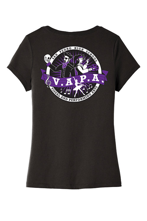 VAPA Women's V-Neck