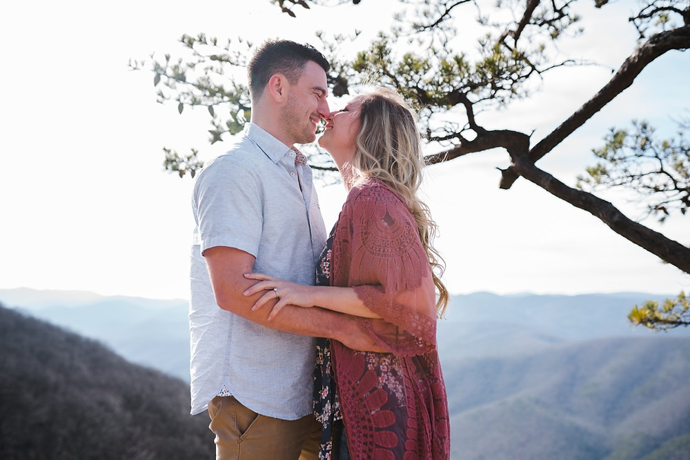 Raven's Roost Engagement Session | Virginia Engagement Photographer