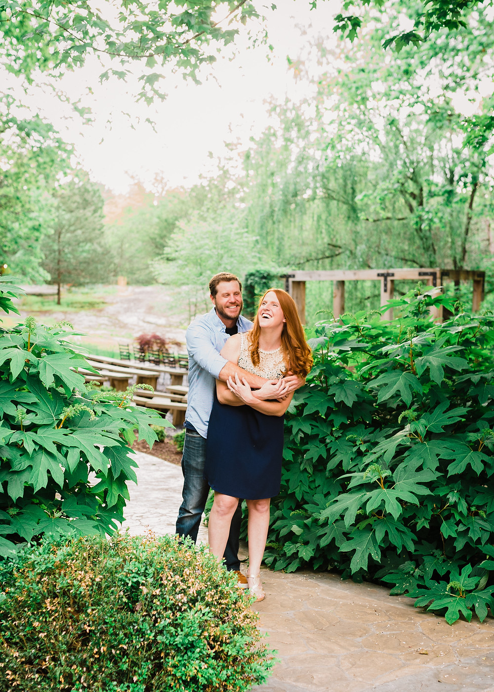 The Mill at Fine Creek Engagement Photo Session