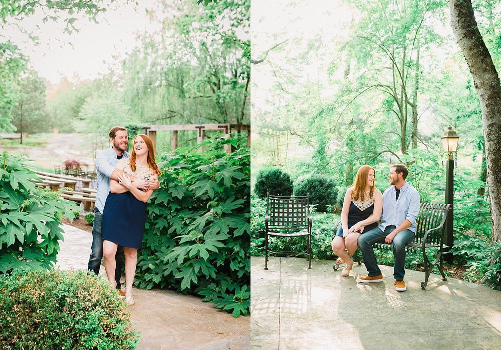 Mill at Fine Creek Engagement Session | Richmond Wedding Photographer