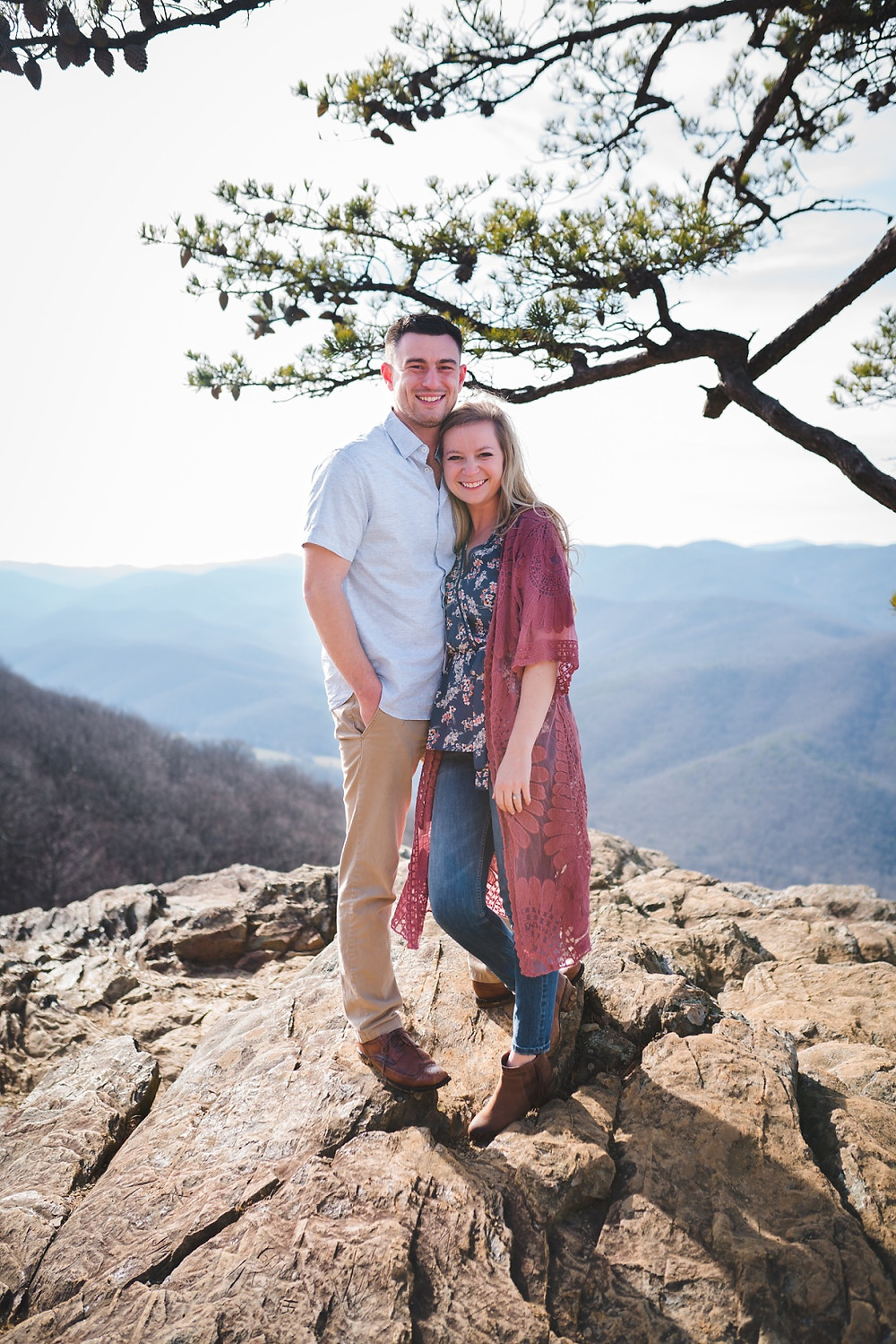 Raven's Roost Engagement Session, Melissa Sheridan Photography