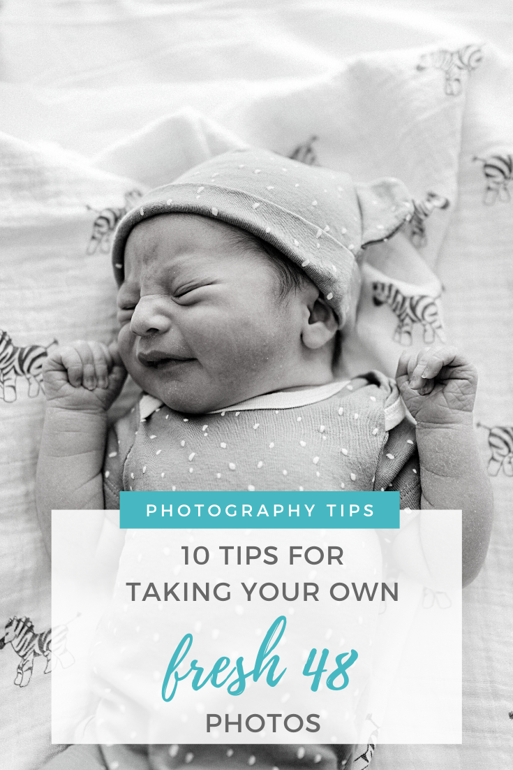 10 Tips for Taking Your Own Fresh 48 Photos   Melissa Sheridan Photography