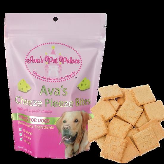 Cheeze Pleeze Bites + Salmon Snacks for Cats!