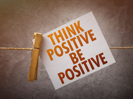 Let's Spread Positivity!