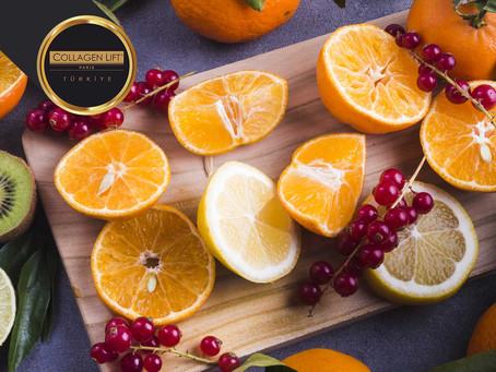 C Vitamini Deposu Besinler!