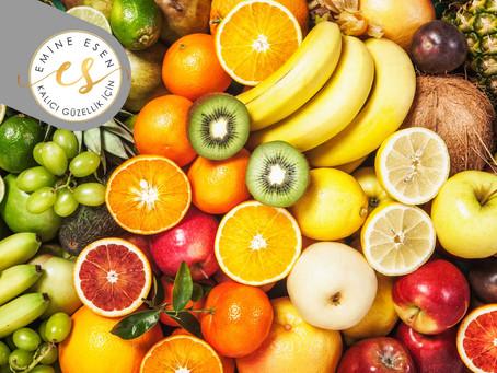 Bağışıklık Sisteminizi Güçlendirecek Meyveler