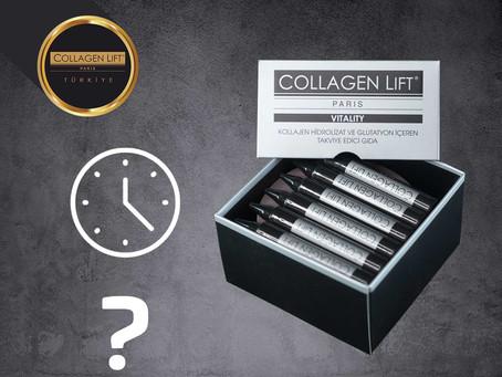 Sıvı Kolajen Kullanımı İçin En Doğru Zaman Ne Zaman?