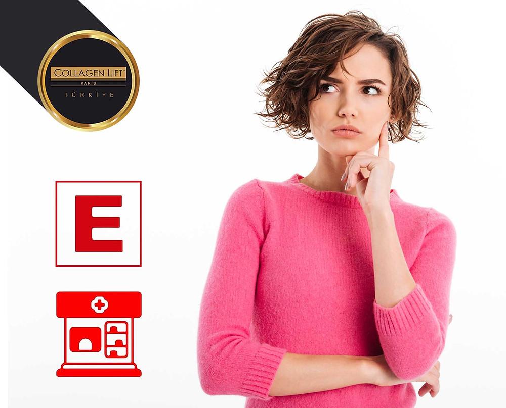 Collagen Lift Paris™ ürünlerininz eczane, perakende ve online satışı yasaktır.