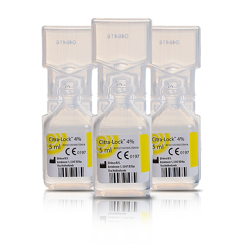 Citra-Lock™ 4% (Citrato de Sodio)
