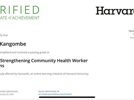 KANGOMBE x HARVARD University: Strengthening Community Health Worker Programs
