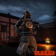"""Client: Endeavor One Project: """"Arashi: Castles of Sin"""" Set dress and world build environments. Created and optimize 3D assets for VR."""