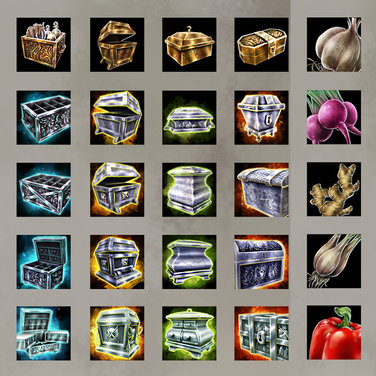 Icons for Guild Wars 2