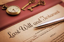 Wills, Estate Planning Law