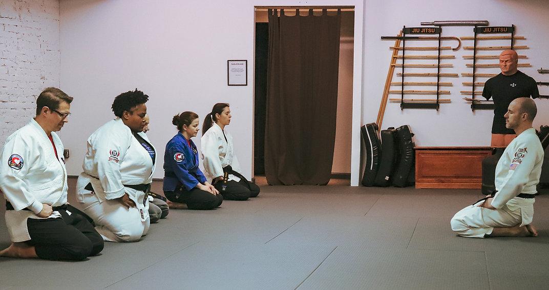 Jiu Jitsu Martial Arts Dojo