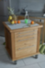 carrello da cucina