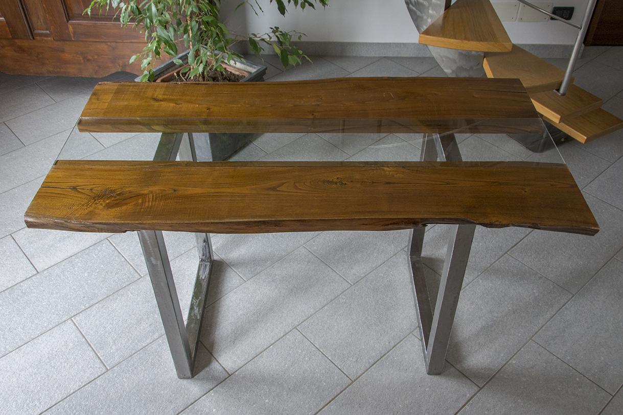 Tavolo vetro 1