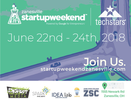 What Can You Expect at Startup Weekend Zanesville?