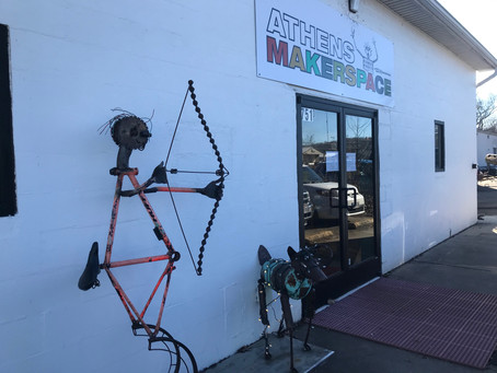 Meet the guys who make the Athens MakerSpace work for the local maker community
