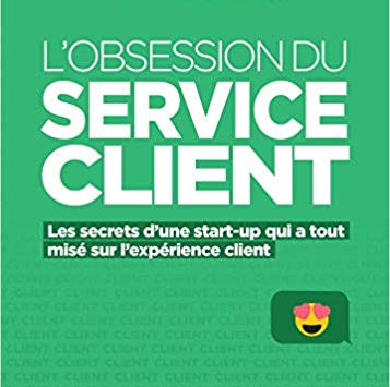 Obsession du service client : merci de l'avoir mis par écrit Captain!