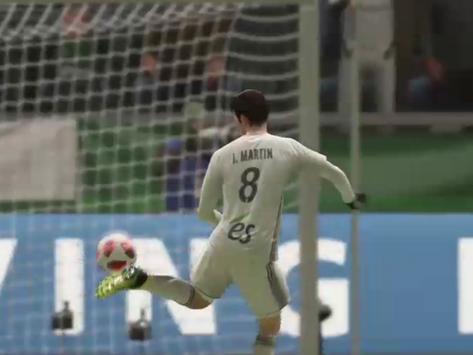 J'en ai rêve, Jonas l'a fait (sur Fifa 19)
